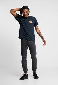 New Look - WU TANG WASH TEE - T-shirt con stampa - black - 1
