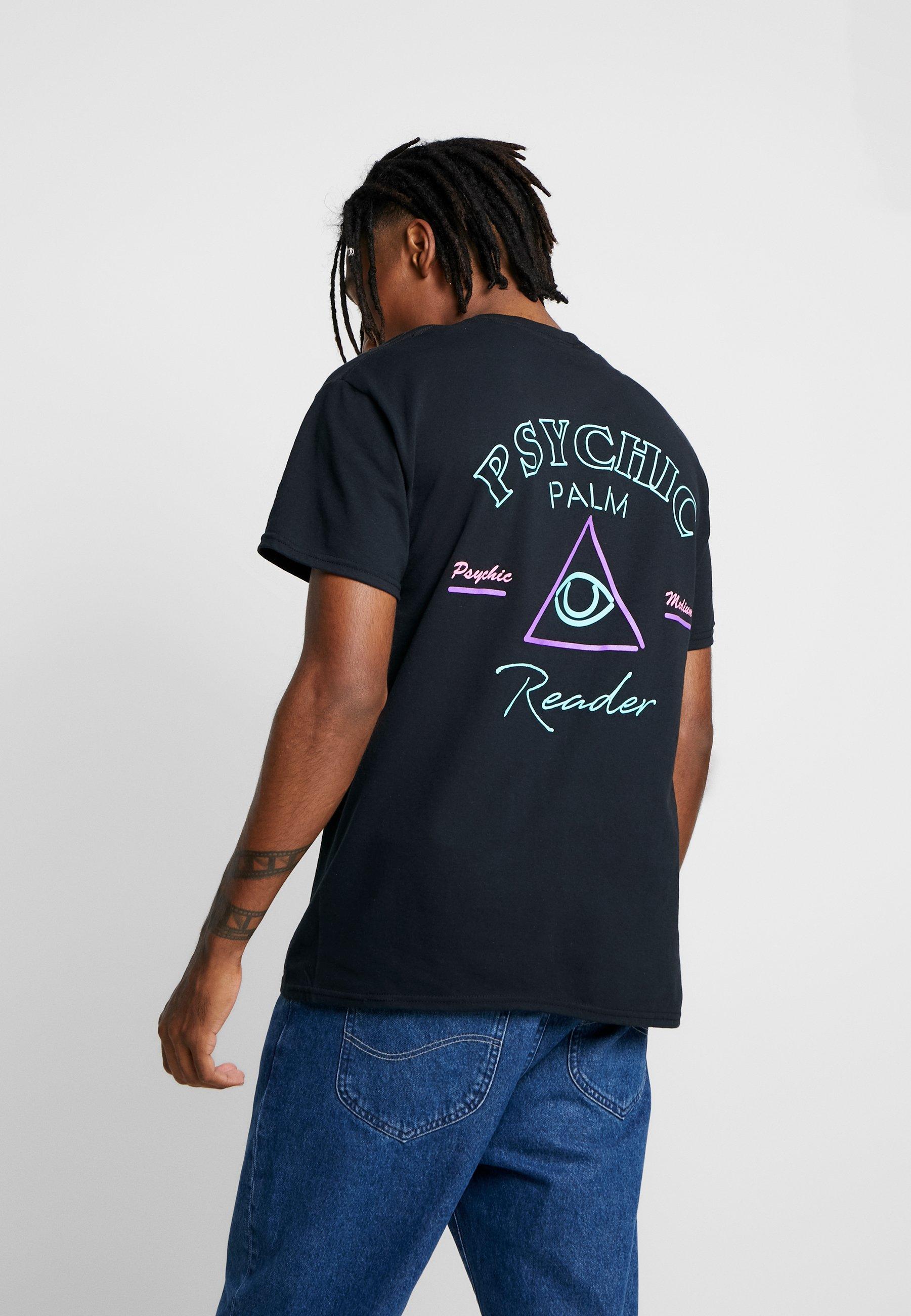 ReaderT shirt New Look Imprimé Palm Black KucTlJ31F