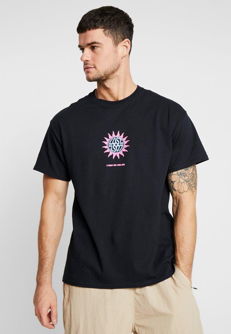 New Look - MOMENTS TEE  - T-shirt print - black