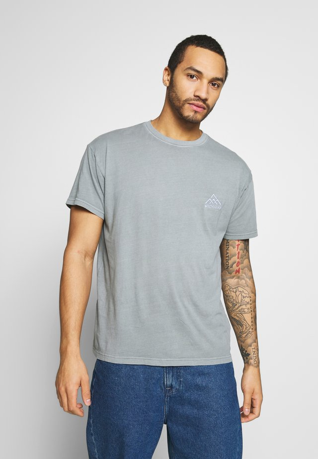 T-shirt basic - light grey