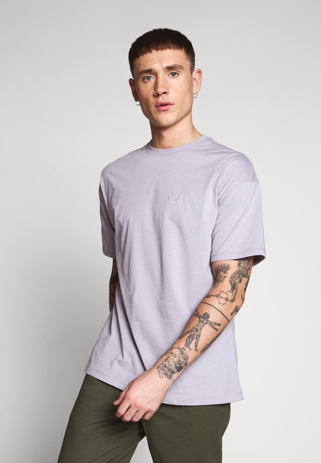 TEE - T-shirt basic - lilac