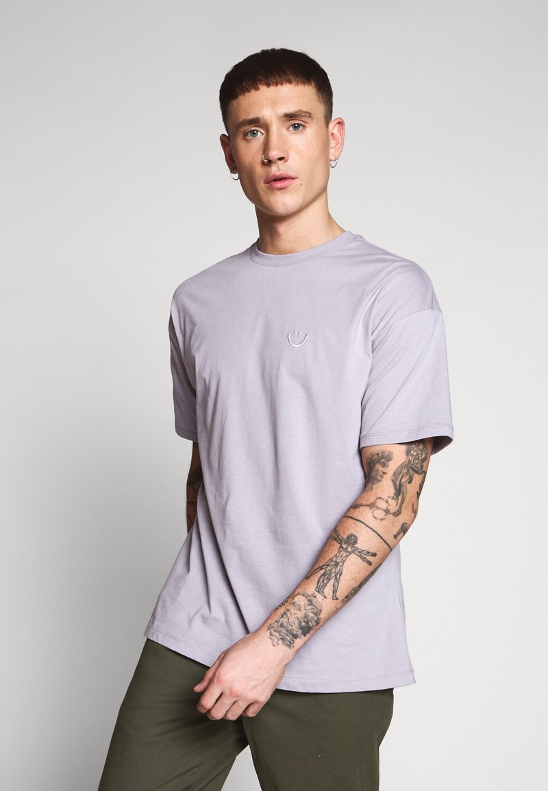 New Look - TEE - Basic T-shirt - lilac