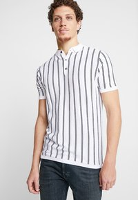 New Look - VERTICAL  - Poloskjorter - offwhite - 0