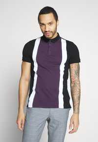 New Look - Polo shirt - mid purple - 0