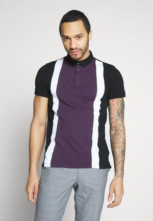 Polo shirt - mid purple