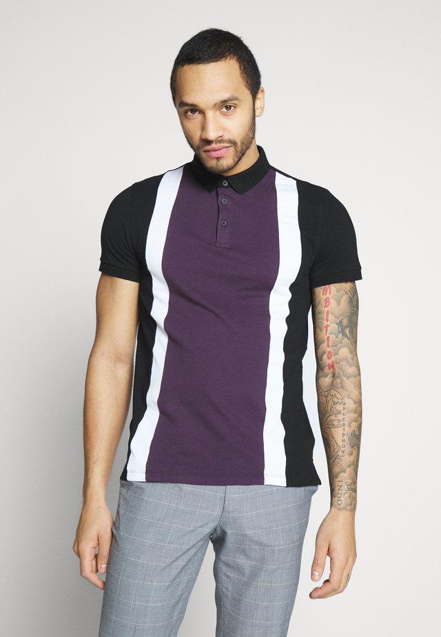 Poloshirt - mid purple