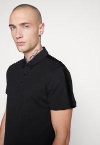 New Look - TAPE POLO  - Koszulka polo - black - 4