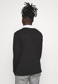 New Look - RUGBY - Polo - black - 2