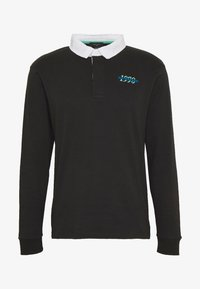 New Look - RUGBY - Polo - black - 4