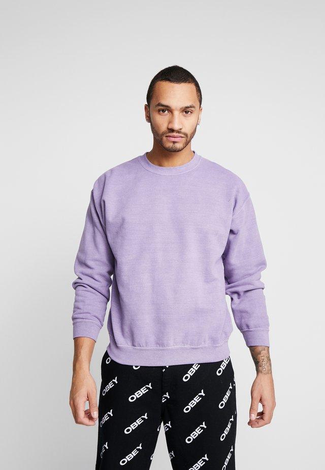 Sweater - purple
