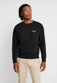 New Look - CHICAGO CREW - Sweatshirt - black - 0