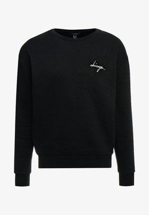 CHICAGO CREW - Sweatshirt - black