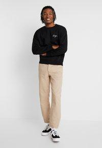 New Look - CHICAGO CREW - Sweatshirt - black - 1