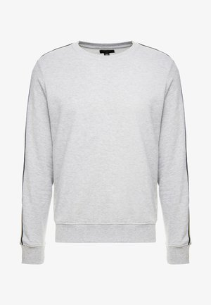 TAPED CREW - Mikina - grey marl