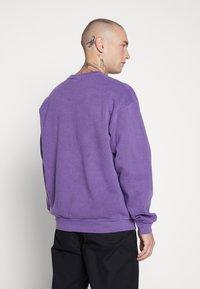 New Look - OPTIMISM OD SWT - Sudadera - purple niu - 2