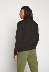 New Look - ZIP FUNNEL NECK  - Sweater - black - 2