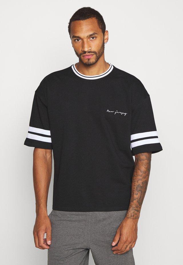 TIPPED  - Bluza - black