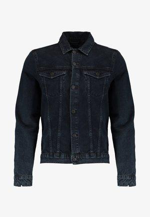 BASIC DENIM - Džínová bunda - indigo