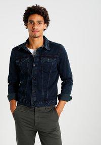 New Look - BASIC DENIM - Denim jacket - indigo - 0
