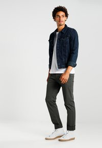 New Look - BASIC DENIM - Denim jacket - indigo - 1