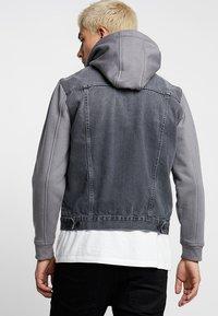 New Look - Kurtka jeansowa - grey - 2