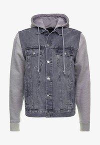 New Look - Kurtka jeansowa - grey - 3