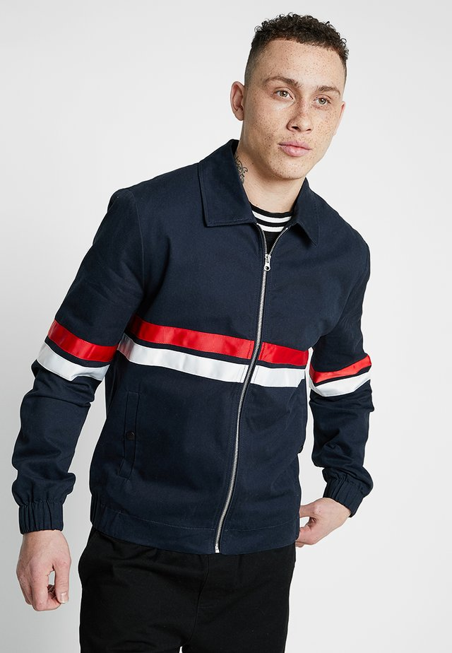 SPORTS HARRINGTON - Korte jassen - blue