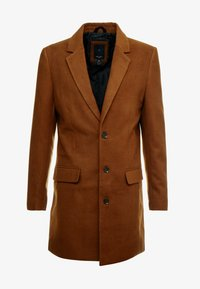 New Look - OVERCOAT  - Halflange jas - camel - 4