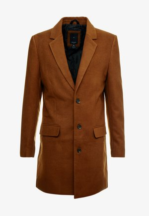 OVERCOAT  - Manteau court - camel