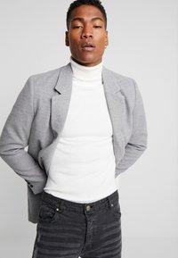 New Look - OVERCOAT  - Krátký kabát - grey - 3