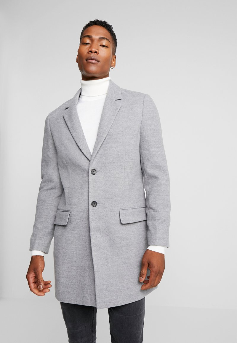 New Look - OVERCOAT  - Short coat - grey