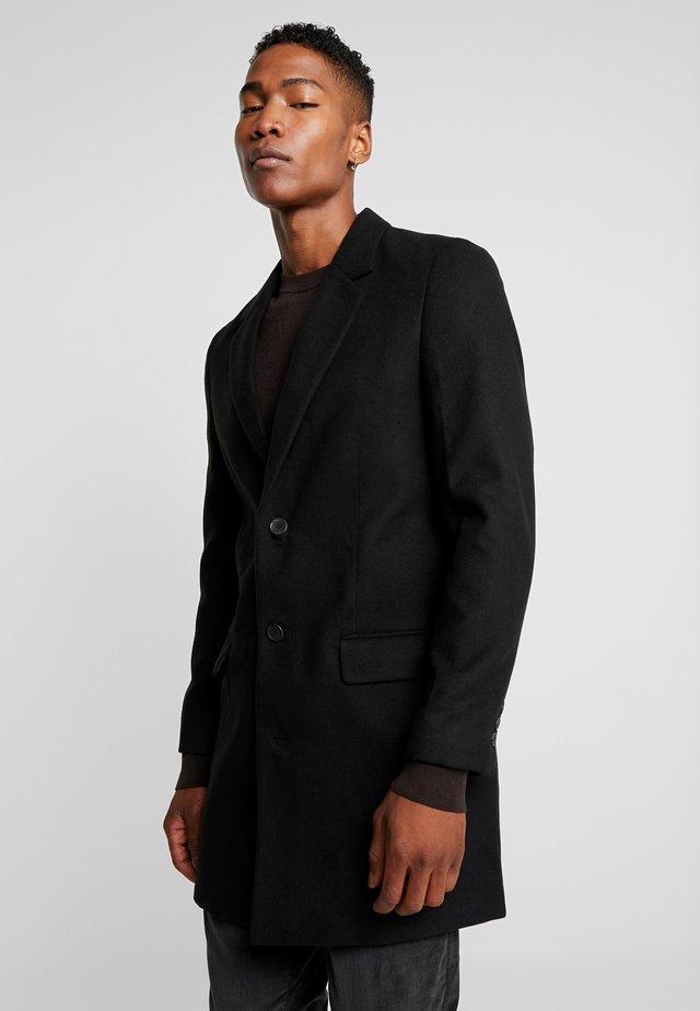 OVERCOAT  - Halflange jas - black
