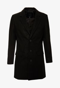 New Look - OVERCOAT  - Kort kåpe / frakk - black - 4