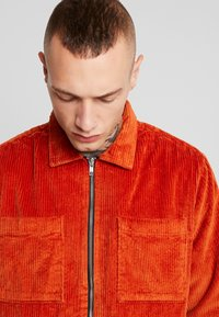 New Look - SHACKET  - Tunn jacka - rust - 4