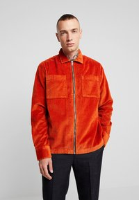 New Look - SHACKET  - Giacca leggera - rust - 0