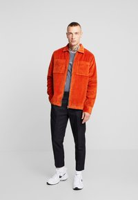 New Look - SHACKET  - Tunn jacka - rust - 1