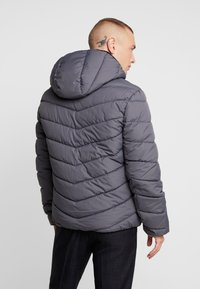 New Look - ENTRY PRICE POINT PUFFER DOWNTIME - Light jacket - grey - 2