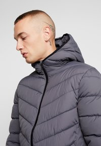 New Look - ENTRY PRICE POINT PUFFER DOWNTIME - Light jacket - grey - 3