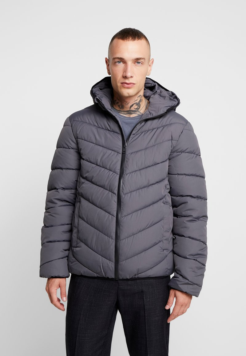 New Look - ENTRY PRICE POINT PUFFER DOWNTIME - Light jacket - grey