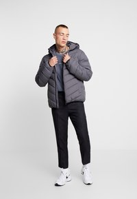 New Look - ENTRY PRICE POINT PUFFER DOWNTIME - Light jacket - grey - 1