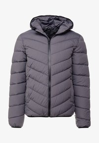 New Look - ENTRY PRICE POINT PUFFER DOWNTIME - Light jacket - grey - 4