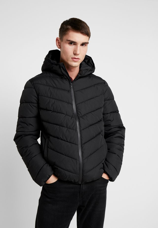 ENTRY PRICE POINT PUFFER DOWNTIME - Übergangsjacke - black