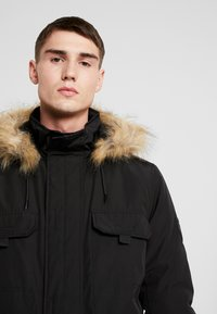 New Look - DOWNTIME  - Parka - black - 4