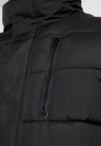 New Look - LONGLINE PUFFER  - Winter coat - black - 5