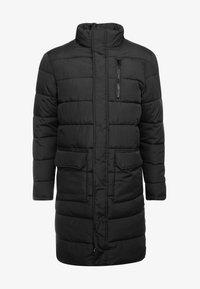 New Look - LONGLINE PUFFER  - Winter coat - black - 4
