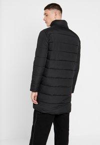 New Look - LONGLINE PUFFER  - Winter coat - black - 2