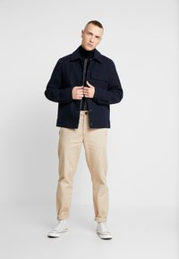 New Look - SHACKET - Lett jakke - navy - 1