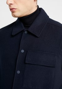 New Look - SHACKET - Lett jakke - navy - 5