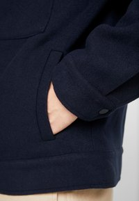 New Look - SHACKET - Lett jakke - navy - 3