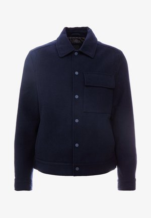 SHACKET - Chaqueta fina - navy